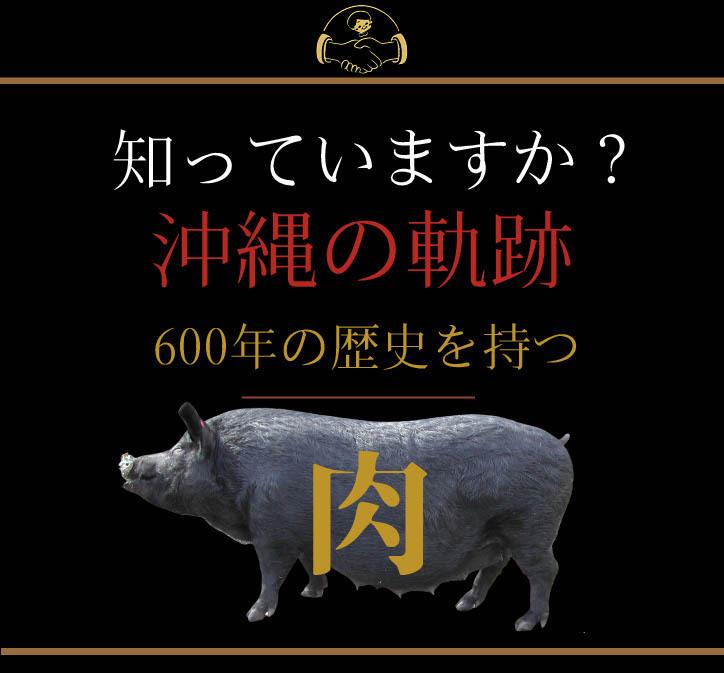 あぐ〜豚について